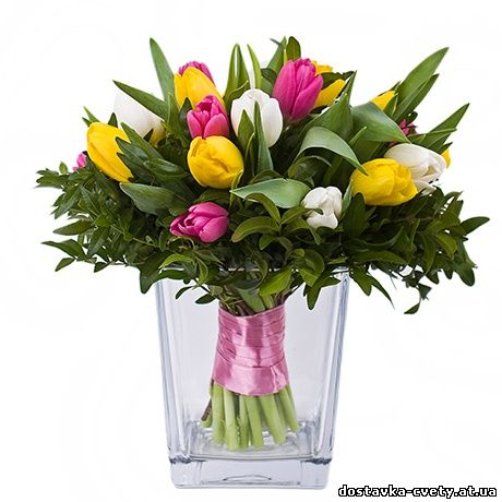 Цветы и подарки для девушки 1